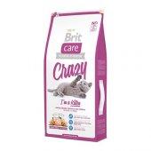 Brit Care Cat Crazy Tavuklu Kitten Kedi Maması...