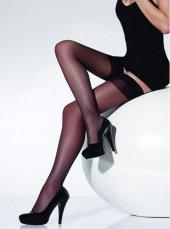 Daymod Exclusıve Düz Jartiyer 6 Lı Çorap