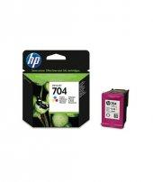 Hp 704 Deskjet 2060 Üç Renkli Kartuş Cn693ae Cn693a