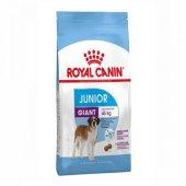 Royal Canin Giant Junior Dev Irk Yavru Köpek Maması 15 Kg