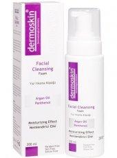 Dermoskin Facial Cleansing Foam 200 Ml Yüz Temizleme Köpüğü