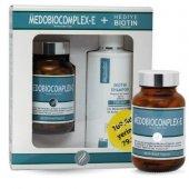 Dermoskin Medobiocomplex-E 60 Erkek Kapsül + Biotin Şampuan 200 m