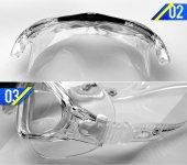 Travel Hydrospirit Ayarlanabilir Yüzücü Gözlüğü-4