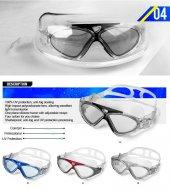 Travel Hydrospirit Ayarlanabilir Yüzücü Gözlüğü-5