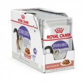 Royal Canin Sterilised Gravy Kısır Kedi Pouch Yaş Mama 85 Gr X 12 Adet