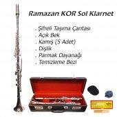 Ramazan Kor Sol Klarnet Paketi 2