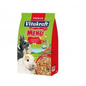 Vitakraft Menü Vital Premium Tavşan Yemi 1000 Gr