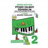 Denes Agaydan Piyano Çalmayı Öğreniyorum 2