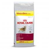 Royal Canin Fit 32 Kedi Maması 10+2 Bonus Paket