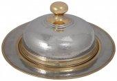 çekiçli Sahan Gümüş Kaplama