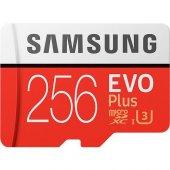 Samsung Evo Plus 256gb Micro Sd Hafıza Kartı 4k...