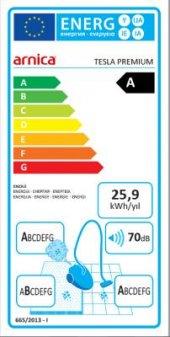 Arnica Tesla Premium 750 W Toz Torbasız Süpürge-5