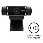 Logitech C922 Pro Stream Webcam 1080P Kamera-5