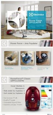 ELECTROLUX ZPFCLASSTR POWER FORCE CLASSIC TOZ TORBALI ELEKTRİKLİ SÜPÜRGE-6