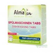 Almawin Organik Bulaşık Makinesi Tableti 25 Adt.