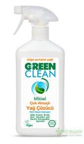 U Green Clean Organik Çok Amaçlı Yağ Çözücü Portakal Yağlı 500ml