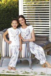 Pierre Cardin 7032 Garson Boy Çocuk Kısa Kollu Pijama Takımı