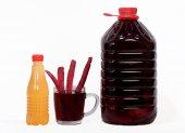 5 litre Şalgam Suyu extra havuçlu taneli Kargo Dahil-6