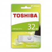 32gb Toshiba Hayabusa Beyaz Usb Bellek U202