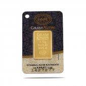 2,5 gr 24 Ayar Gram Külçe Altın