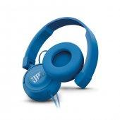 JBL T450 Kulaküstü Kulaklık CT OE Mavi-2