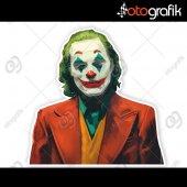 Otografik Joker Oto Stıcker J. Phoenıx