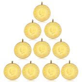 Yarım Altın Darphane 10 adet paket ( 2019 )