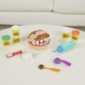 Play Doh Dişçi Seti Oyun Hamuru