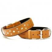 Doggie Comfort Rivetli Köpek Boyun Tasması (Sbt...