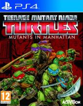 Ps4 Teenage Mutant Nınja Turtles Mutants In Manhat...