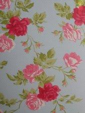 Ithal Çiçek Desenli Duvar Kağıdı (Boutıque...