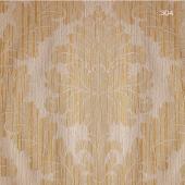 Excellence Duvar Kağıdı Yapraklı Krem Renkli
