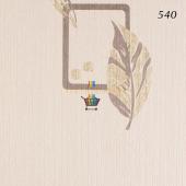 Fashıon Çiçek Doku Desenli Duvar Kağıdı