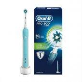 Oral B Şarj Edilebilir Diş Fırçası Pro Care 500...