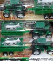 traktör inek setti