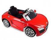 Sunny Baby Audi R8 Spyder Kumandalı Akülü Araba - Kırmızı