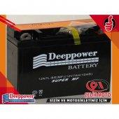 12n7l Bs 12v 7ah Deeppower Motosıklet Akusu #102120071