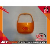 STMAX 207 BAGAJ KUTUSU UST PLASTIGI (TURUNCU) #207-E-68-T