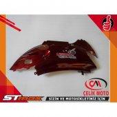 STMAX 206L ARKA PLASTIK UST - SAG (KIRMIZI) #206/L-E-72-K