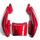 Ybr 125 K Sele Altı Plastıgı Takım Kırmızı #mht02199