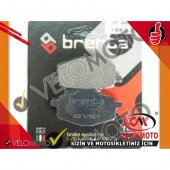 BRENTA BALATA DT125RE - XT350 - XT600E #431-177