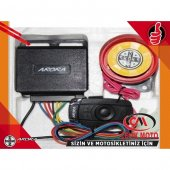 Elektrıklı Bısıklet Alarm (60v) #br.e Bıke.0001