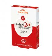 New Life Coenz Qh Ubiquinol Tablet 30 Kapsül
