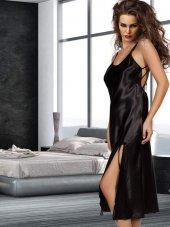 Miorre Bihter Geceliği 018112 Uzun Siyah