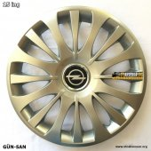 Opel 15 İnç Jant Kapağı (Set 4 Adet) 329