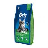 Brit Care Yetişkin Kısırlaştırılmış Kediler İçin Kedi Maması 8 Kg