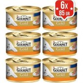 Kediler İçin Hindili Gourmet Gold Konserve Kedi...