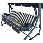 Tli Classic Minderli Salıncak Bahçe Balkon Teras Salıncağı-2