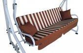 Tli Classic Minderli Salıncak Bahçe Balkon Teras Salıncağı-4