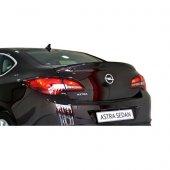 Opel Astra J Sedan 2013 Sonrası Spoiler...